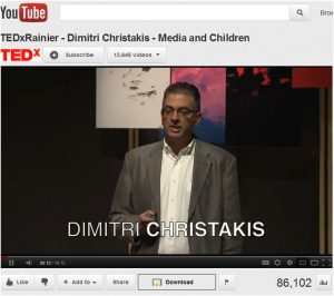 You Tube Dimitri Christakis