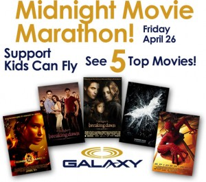 Midnight Movie Marathon - Kids Can Fly