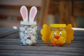 Easter Bunny Chick Craft Ideas For Kids