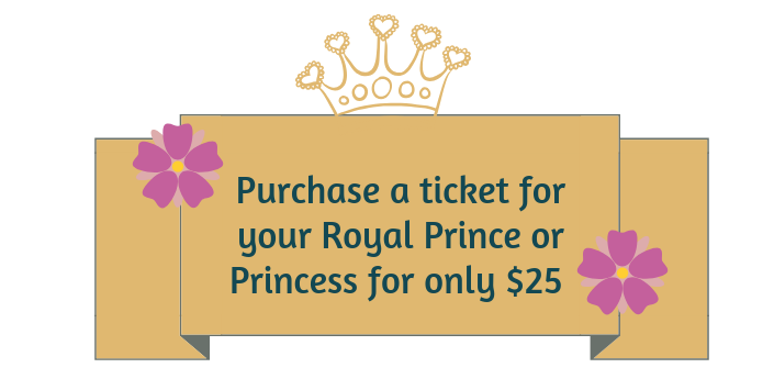 You are Invited to a Royal Tea at Cafe Troy! - Kids Can Fly